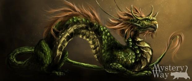 Восточный гороскоп год дракона