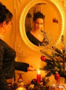 зеркало. рождество