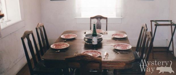 стол приметы