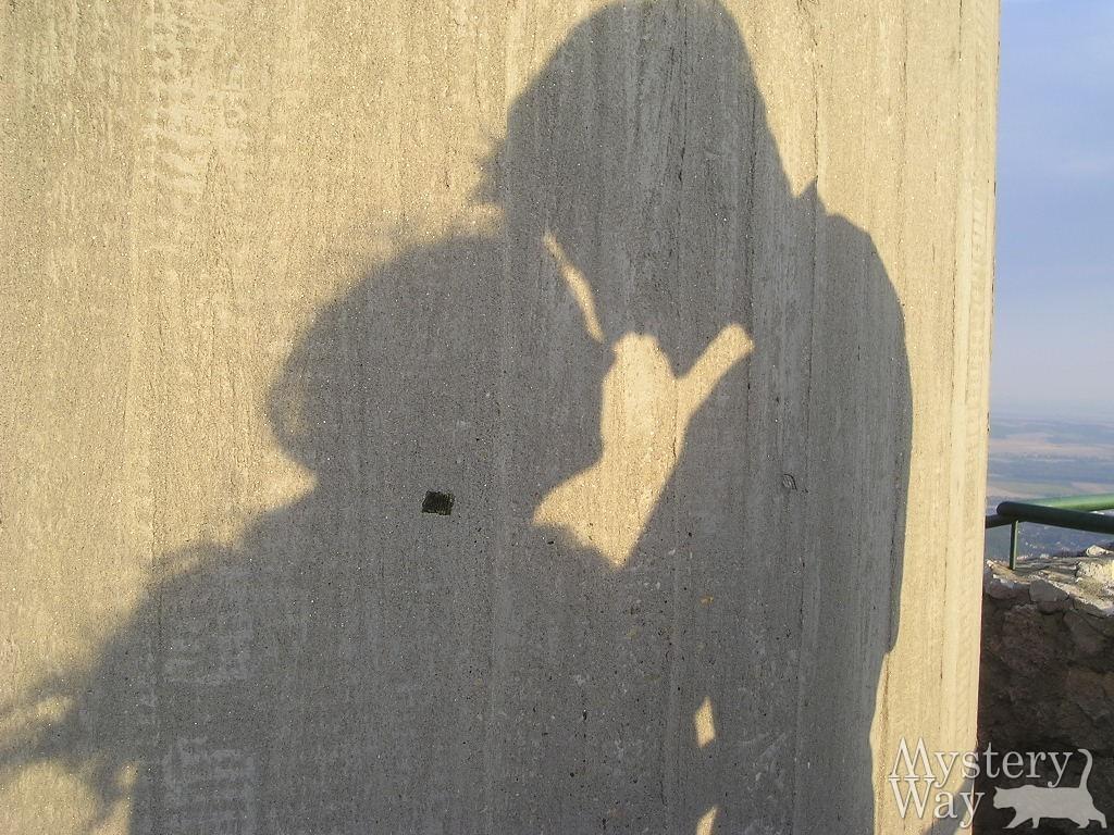 силуэт любовь