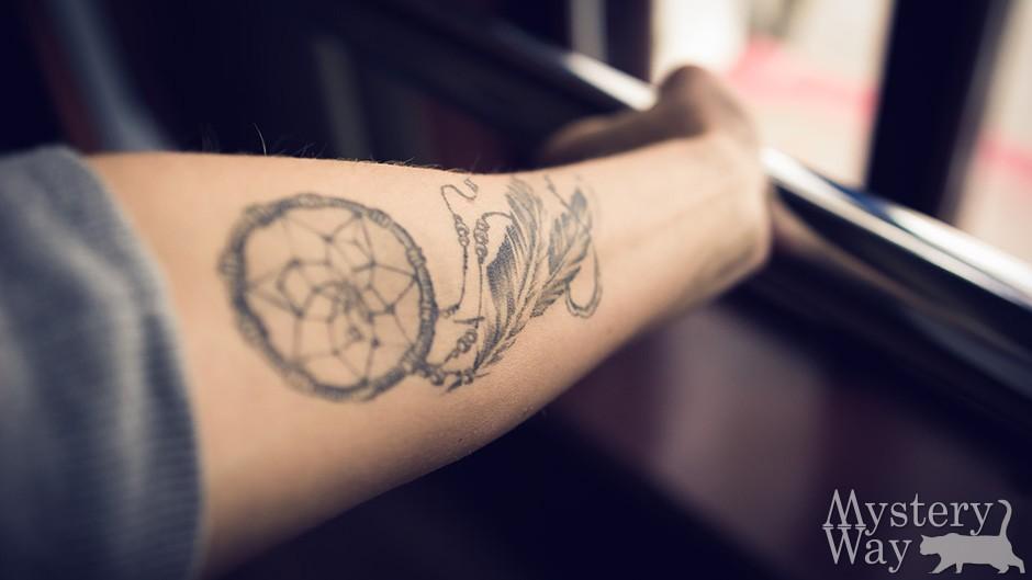 Лев татуировка: значение и фото 22