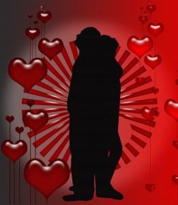любовь сердце пара