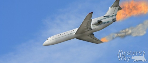 авиакатастрофа (падающий самолет)