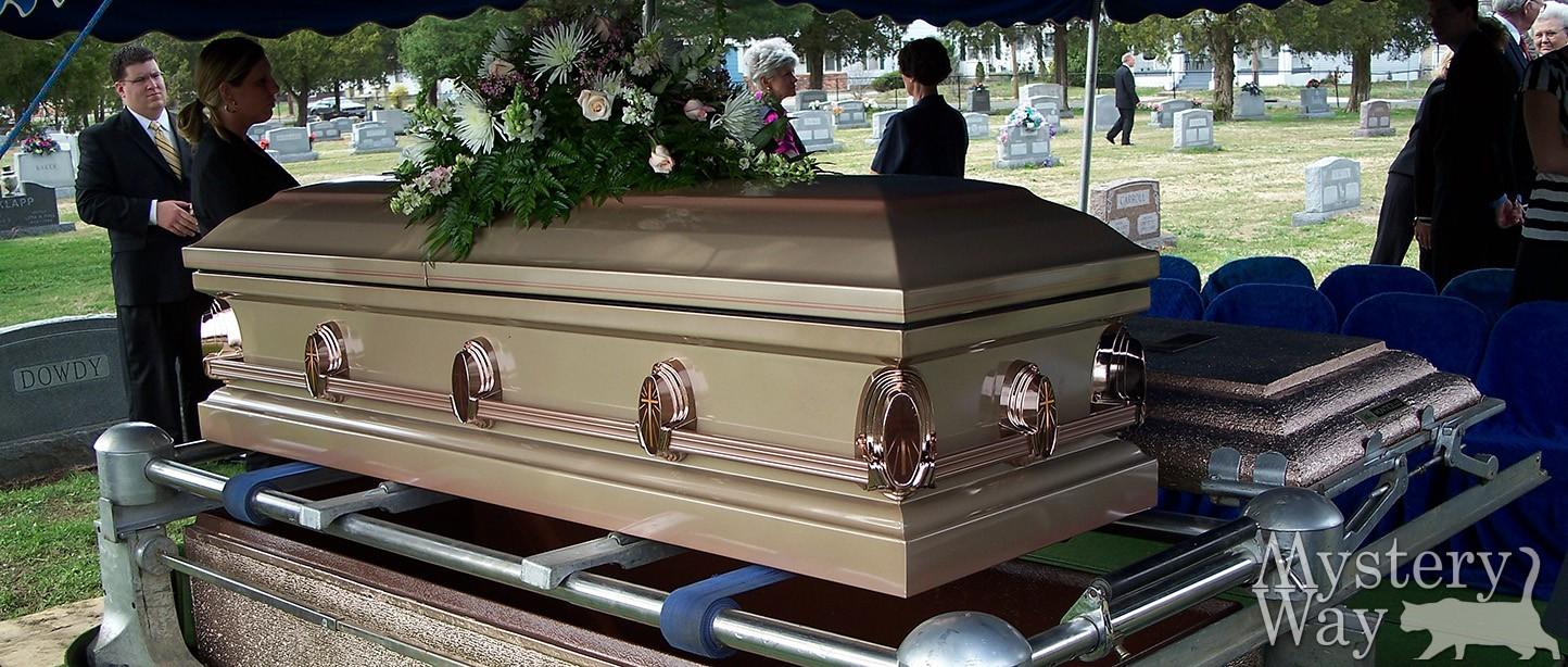 Покойник во сне умирает