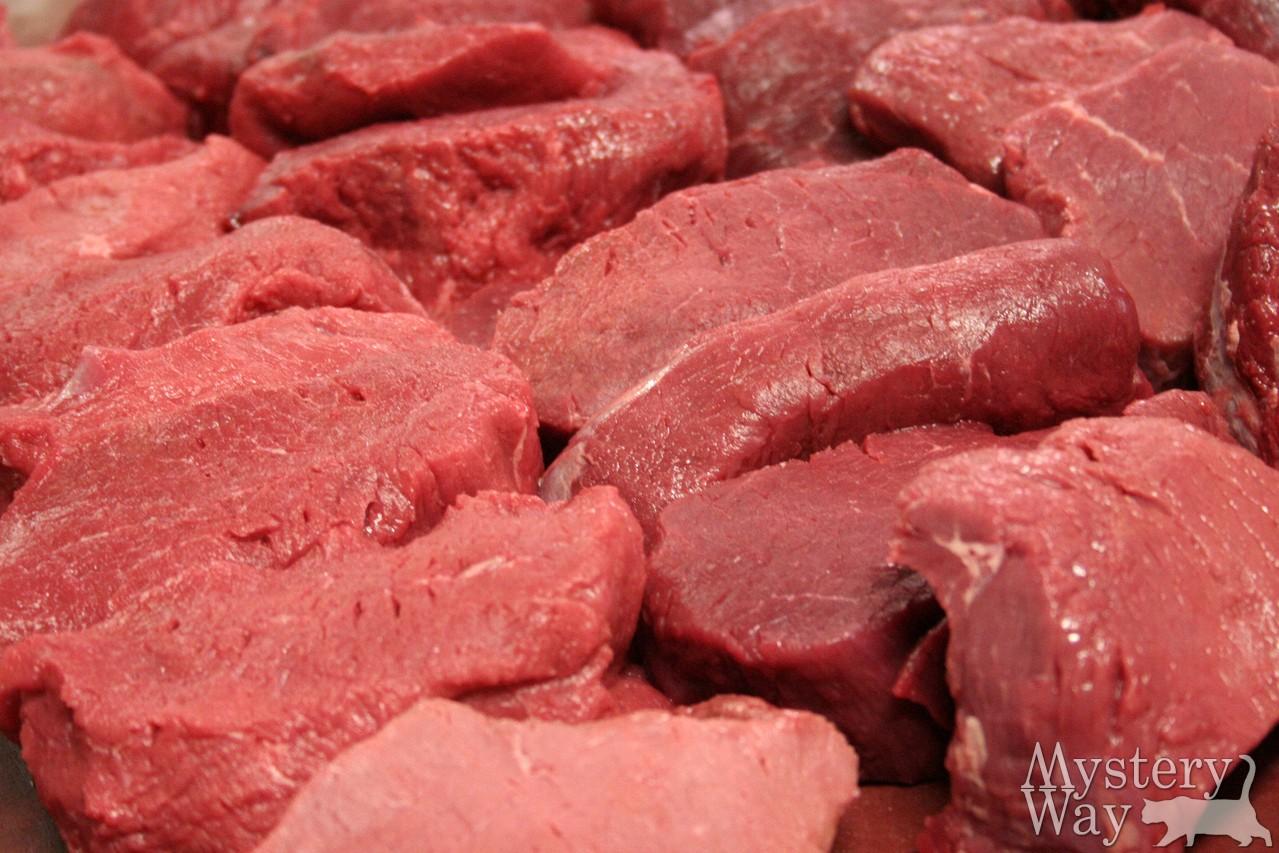 Фото К чему снится мясо без крови